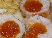 Escalopes dinde abricots secs (recette allégée)