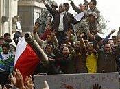 Egypte atermoiements l'armée