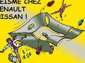 DESSIN PRESSE: réplique dans l'affaire Renault fait deux nouvelles victimes