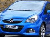 Test Opel Corsa version