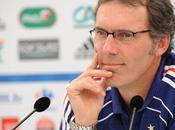 Laurent Blanc liste pour France Luxembourg Croatie