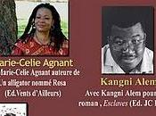 [Afriqua Paris] Rencontre avec Kangni Alem Marie-Célie Agnant