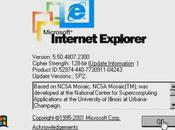 Microsoft Internet Explorer vidéo