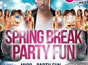 SPRING BREAK PARTY FABRICK MICO RADIO