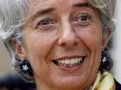 Christine Lagarde directrice générale
