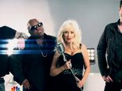 Voice promo avec Adam Levine Christina Aguilera (vidéo)