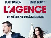 L'Agence Matt Damon Emily Blunt bande annonce extraits