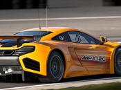 McLaren GT3.