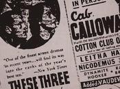 Vendredi avril 1936 courez, courez jusqu'au Loew's State pour voir Calloway