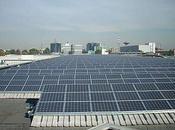 l'énergie solaire pour faire avancer métro Milan