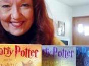 'Éditer Harry Potter était travail secret'