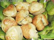 Madeleines Raclette Olives