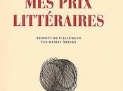 Thomas Bernhard, prix littéraires