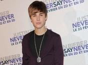 Justin Bieber Paris nous Facebook