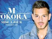 M.Pokora réédition album dans bacs avril 2011