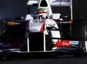 Pirelli bluffé Pérez Sauber