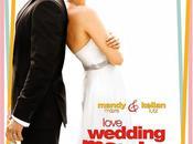 German poster Love, Wedding, Marriage with Kellan Lutz