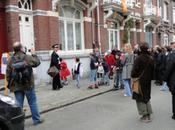 Esquermes: Fenêtres parlent fêtent leur dixième édition mars 2011.