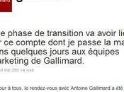 Affaire compte Twitter Gallimard. Dossier clos.