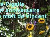 Naissance cité Pigalle Vincent Gogh....
