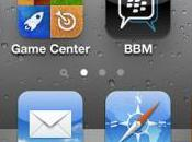 BlackBerry Messenger SERA l'Apple Store