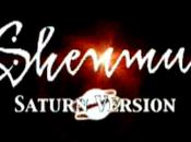 Shenmue test saturn