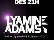 live with lyamine adams radio club dance