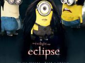 Eclipse Version Minions 'Moi, moche méchant'