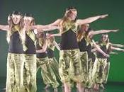 Flash danse Reykjavik