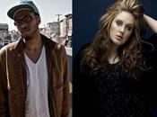 Gilberte Forte remixe Adele avec Fire Rain