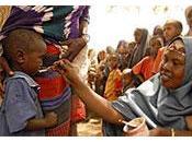 Corne l'Afrique millions personnes souffrent faim