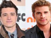 Josh Hutcherson Liam Hemsworth joueront dans Hunger Games