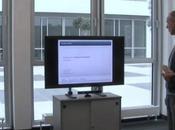 Windows contrôlé grâce Kinect