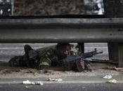 Retour nuit d'intenses combats Abidjan