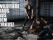 Bill Kaulitz Tokio Hotel pour Peta pics making