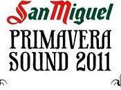 Festival Primavera Sound 2011, Barcelone, 26-28