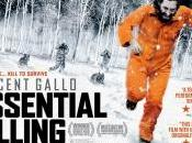 Essential Killing, Ahurissant Vincent Gallo.