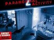 Paranormal Activity Blu-ray