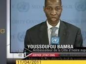 Cote d'Ivoire premières images l'arrestation Laurent Gbagbo