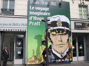 Exposition Hugo Pratt Pinacothèque Paris