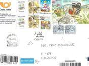 Plus beau timbre tchèque émis 2010
