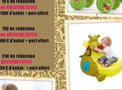 Operation codes promos rayon jouet enfant
