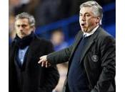 Real Madrid Ancelotti pour remplacer Mourinho
