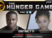 Casting Hunger Games Thresh choisis