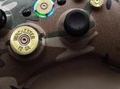 Insolite manettes Xbox avec balles pistolet comme boutons