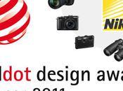 Nikon obtient quatre récompenses dans catégorie design
