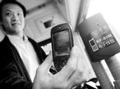 Chine m-paiement dans autobus Guangzhou