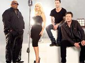 Christina Aguilera Adam Levine Crazy [Video]