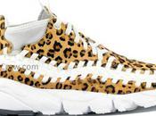 Nike footscape woven chukka motion leopard