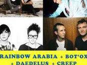 Concours Rainbow Arabia Bot'ox Daedelus Creep Gordon Shumway Machine avril